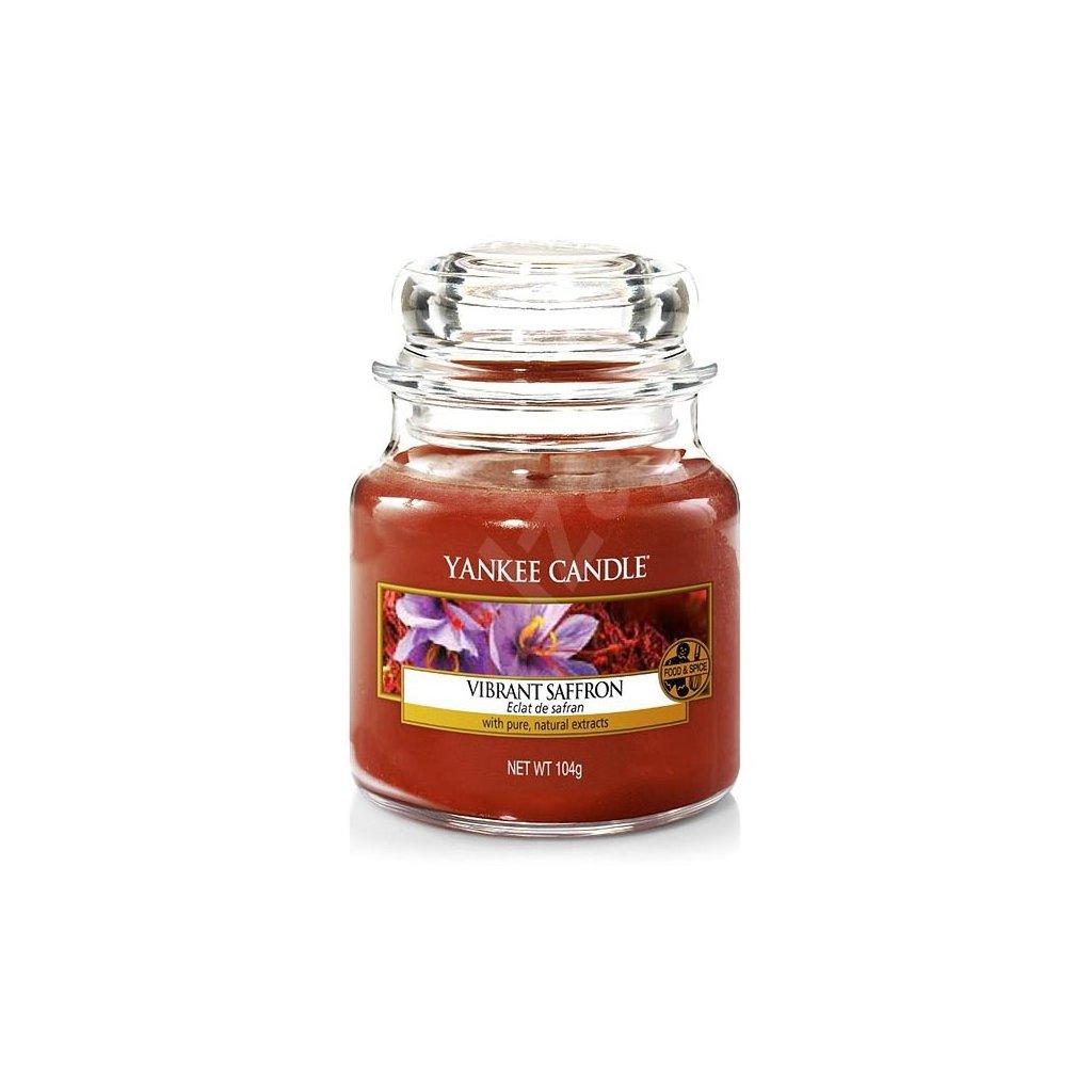 Yankee Candle - vonná svíčka Vibrant Saffron (Živoucí šafrán) 104g