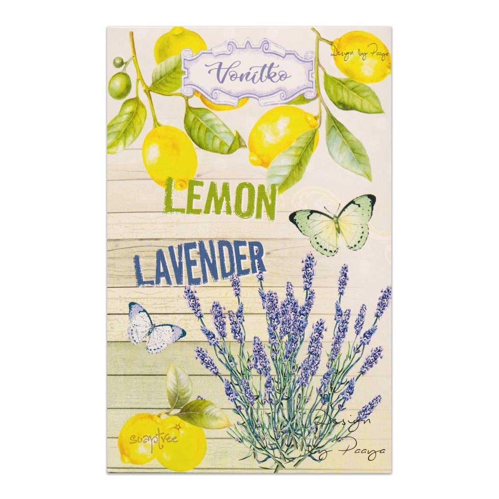 soaptree prirodni vonitko do pradla lemon lavender