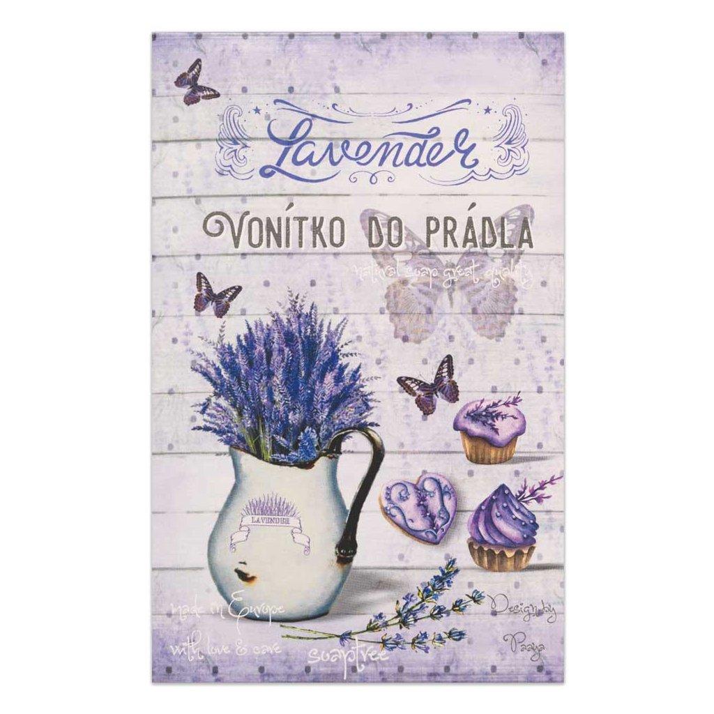 soaptree prirodni vonitko do pradla lavender