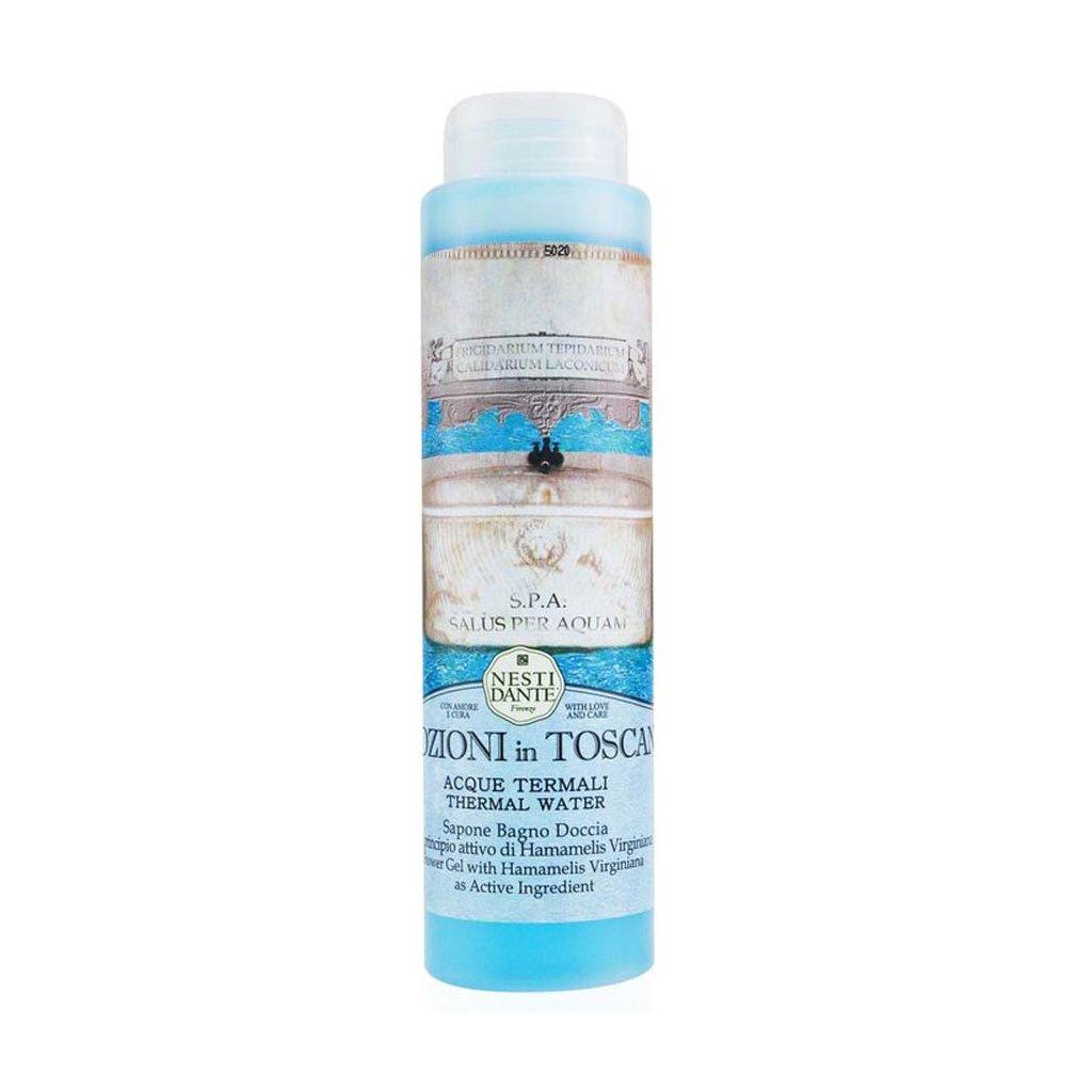 Nesti Dante - přírodní sprchový gel 2v1 Emozioni in Toscana, Termální voda 300 ml