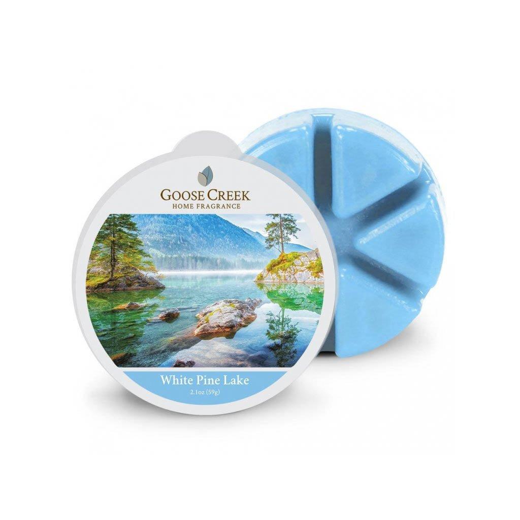 goose creek White Pine Lake vosk