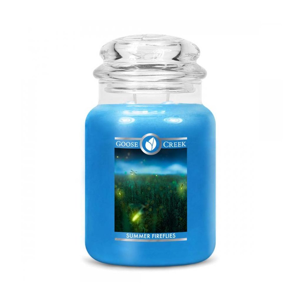 goose creek Summer Fireflies svicka 680 g