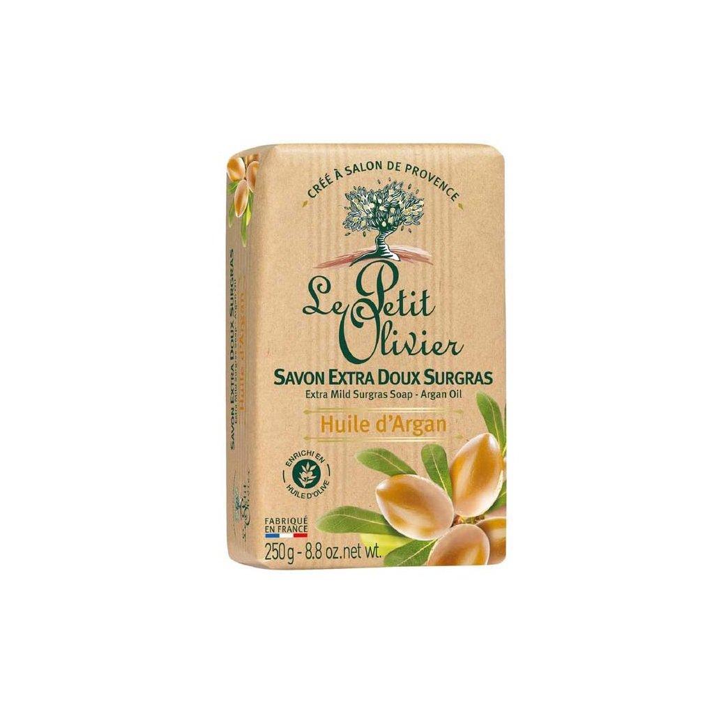 Le Petit Olivier - extra jemné mýdlo Arganový olej 250g