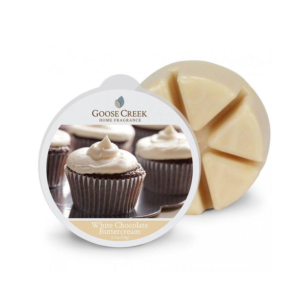 goose creek white chocolate buttercream vosk