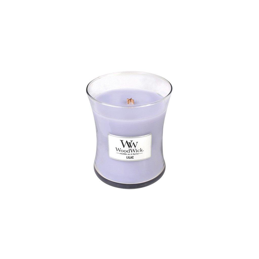 WoodWick - vonná svíčka Šeřík 275g