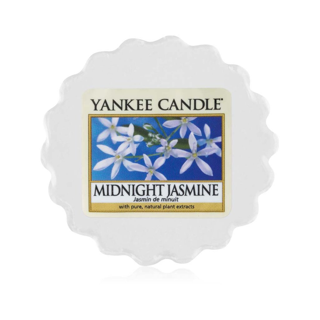 Yankee Candle - vonný vosk Midnight Jasmine 22g