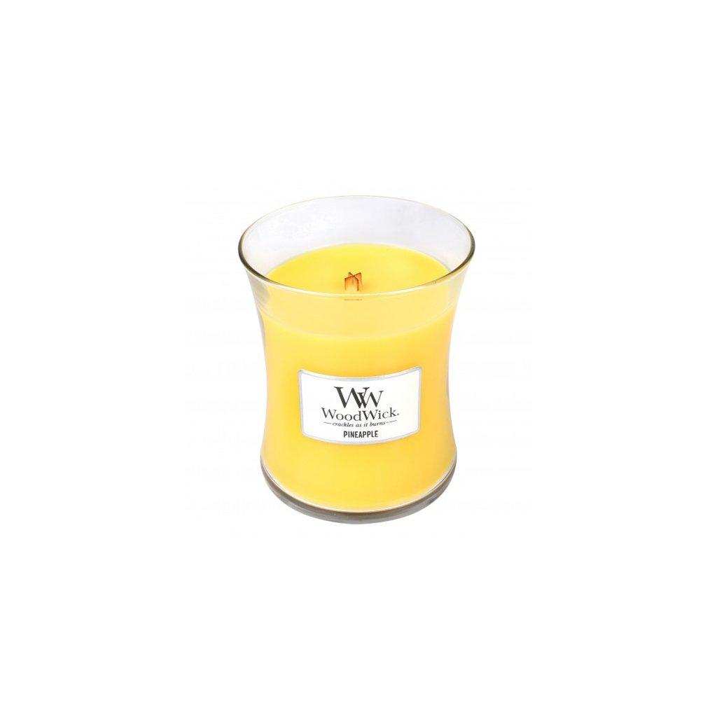 WoodWick - vonná svíčka Ananas 275g