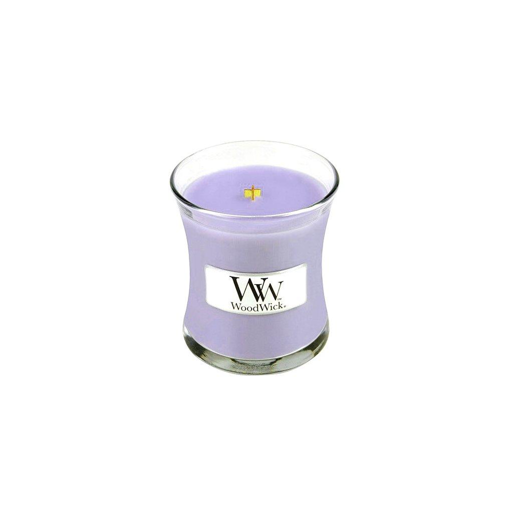 WoodWick - vonná svíčka Šeřík 85g