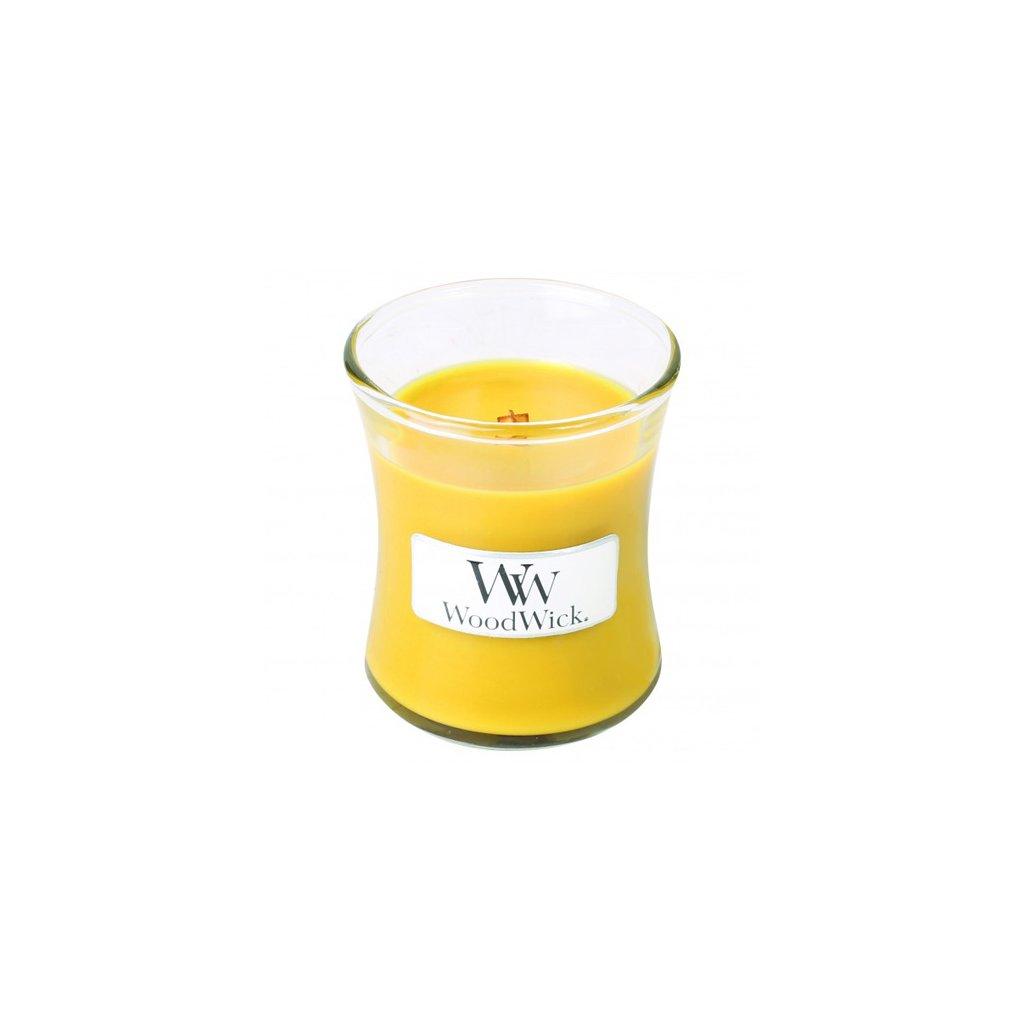 WoodWick - vonná svíčka Ananas 85g
