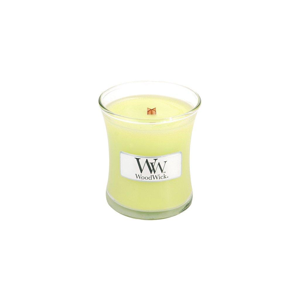WoodWick - vonná svíčka Citronová tráva 85g