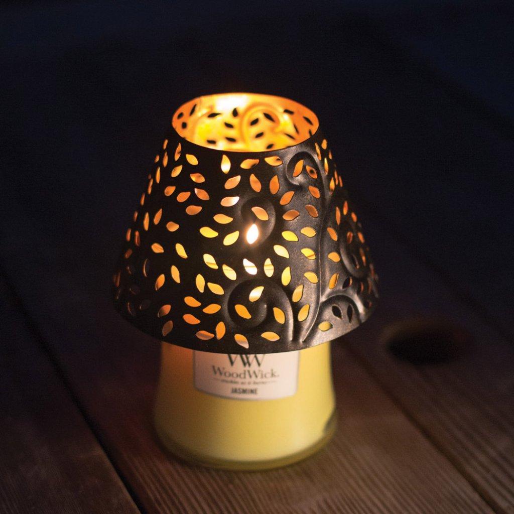 WoodWick stínitko na svíčku malé