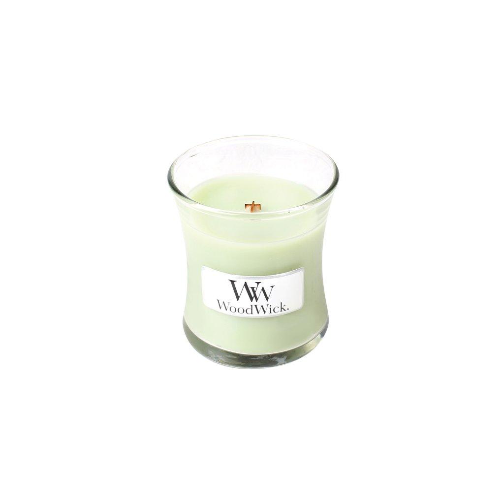WoodWick - vonná svíčka Sladká zmrzlina 85g