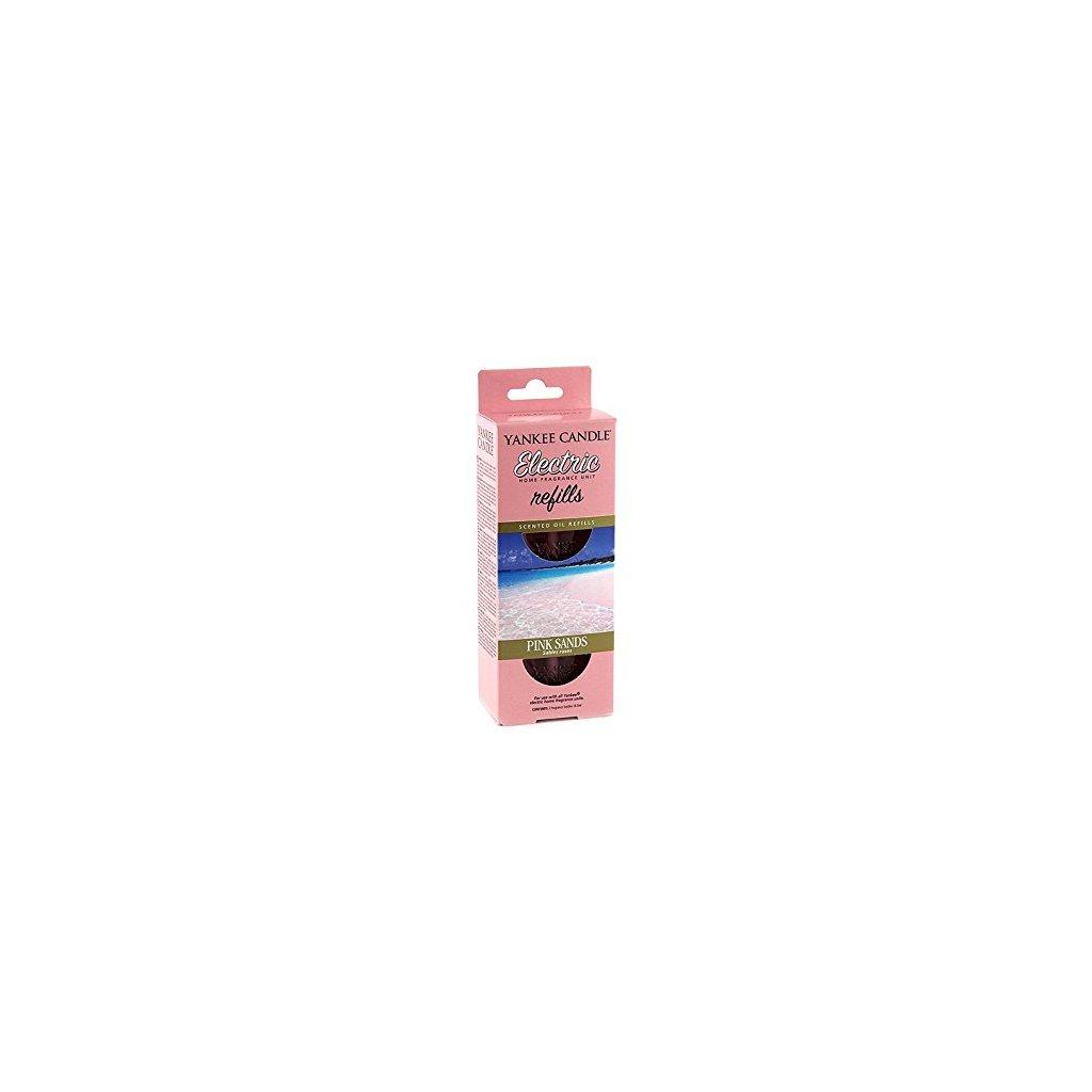 Yankee Candle - náhradní náplň do zásuvky Pink Sands 2 ks
