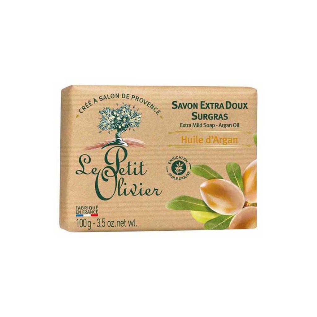 Le Petit Olivier - extra jemné mýdlo Arganový olej 100g