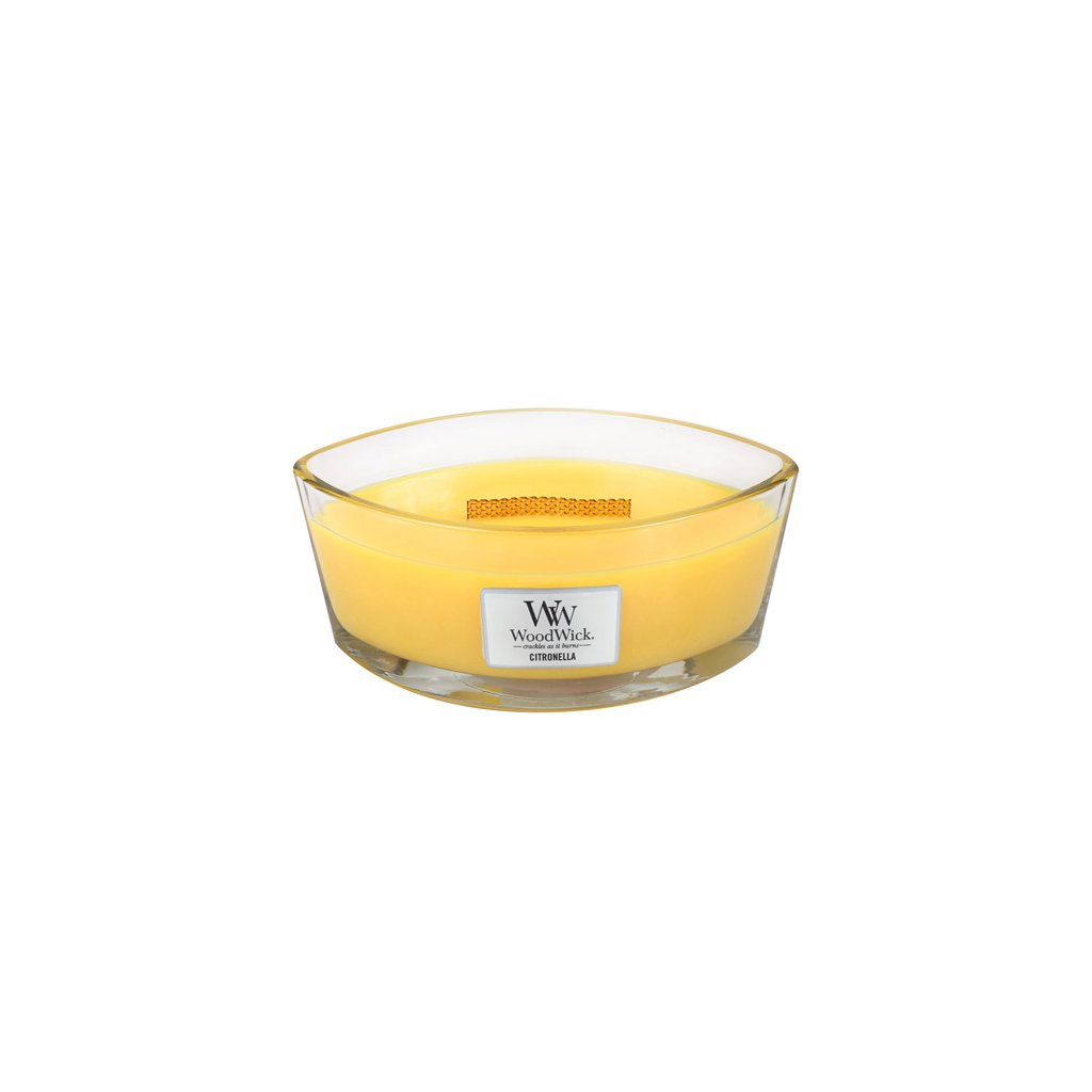 WoodWick - vonná svíčka Citronela 453g