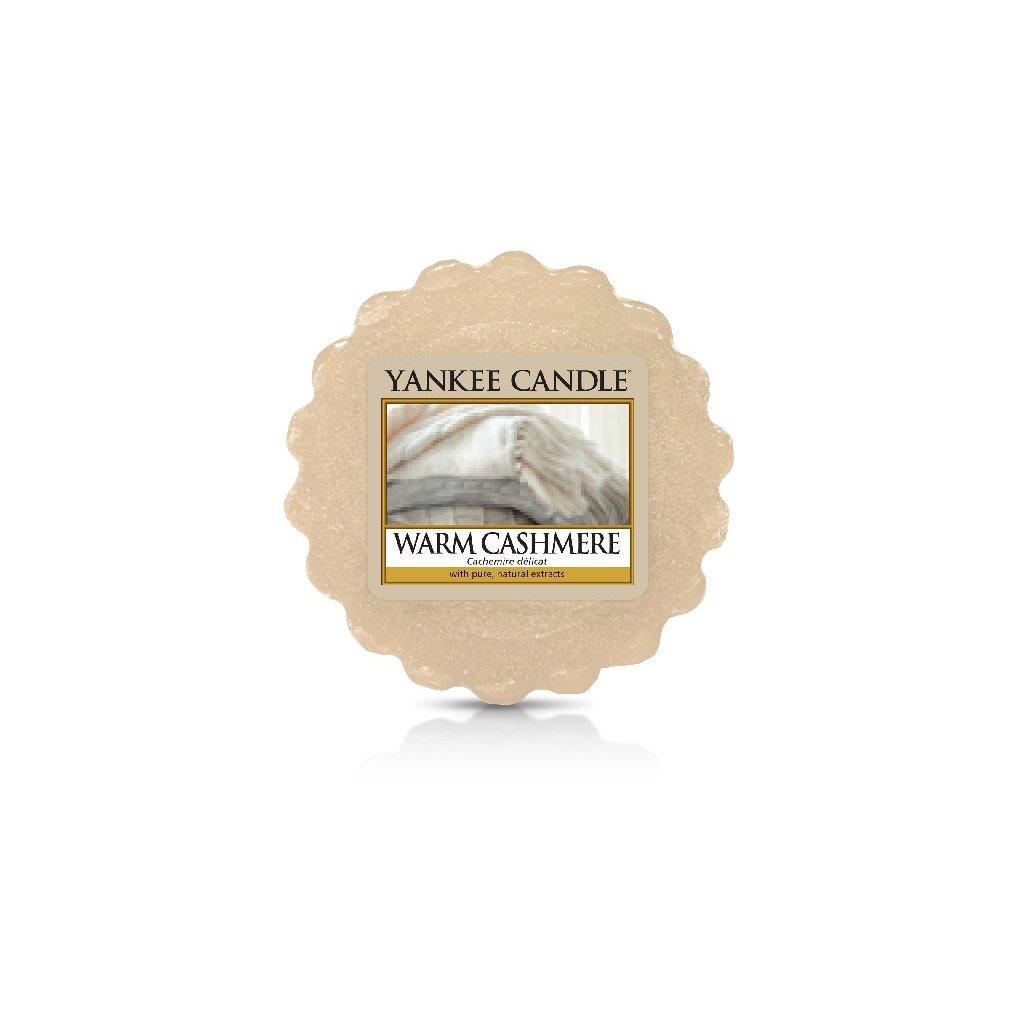 Yankee Candle - vonný vosk Warm Cashmere (Hřejivý kašmír) 22g