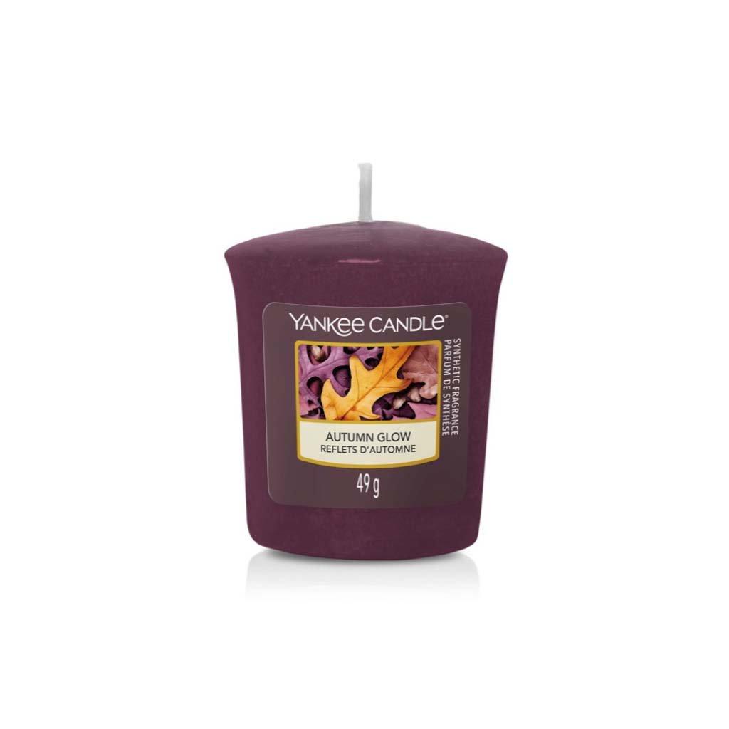 Yankee Candle - votivní svíčka Autumn Glow (Zářivý podzim) 49g