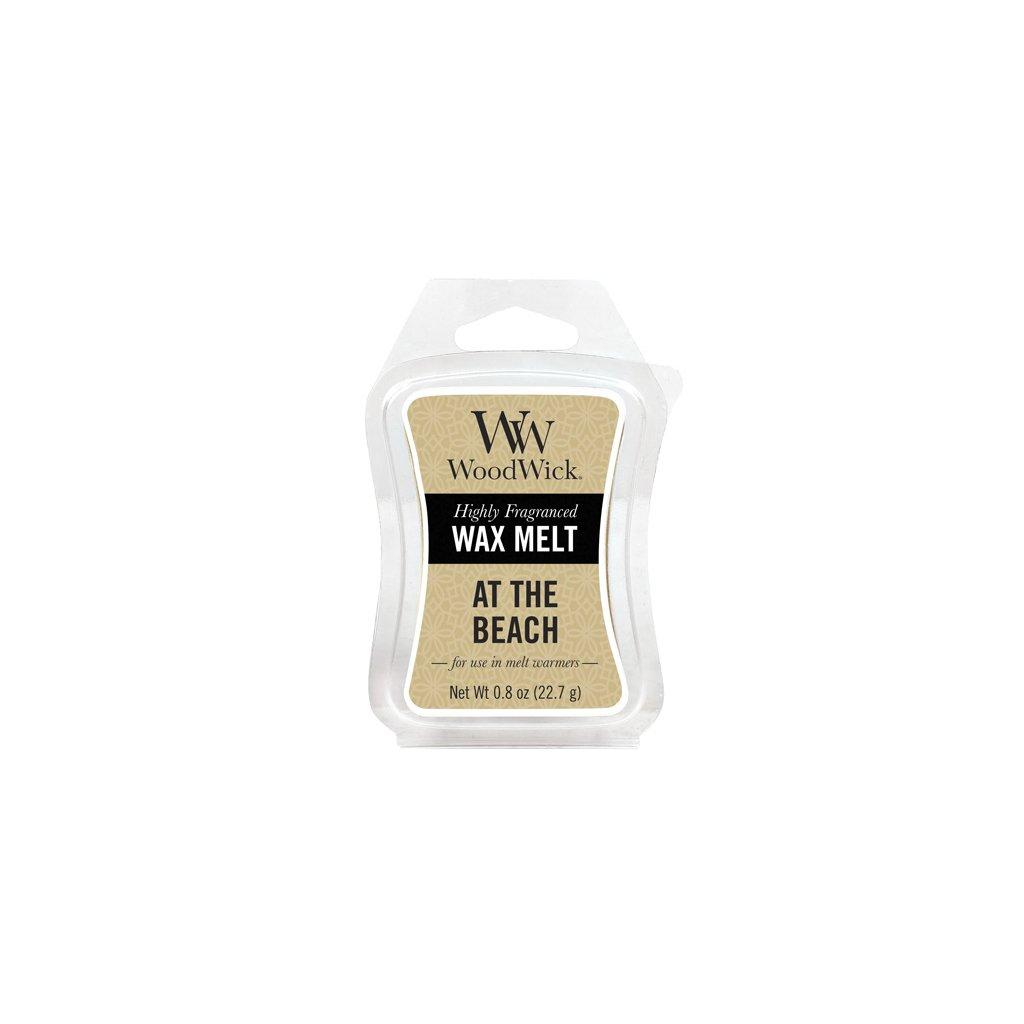 WoodWick - vonný vosk At The Beach (Na pláži) 23g