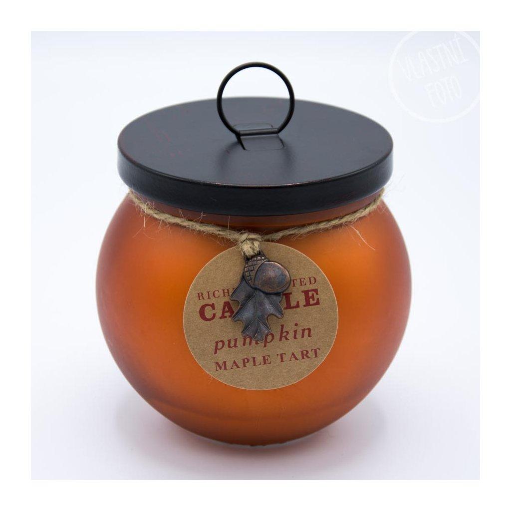 Le Herisson - vonná svíčka Pumpkin Maple Tart 340g