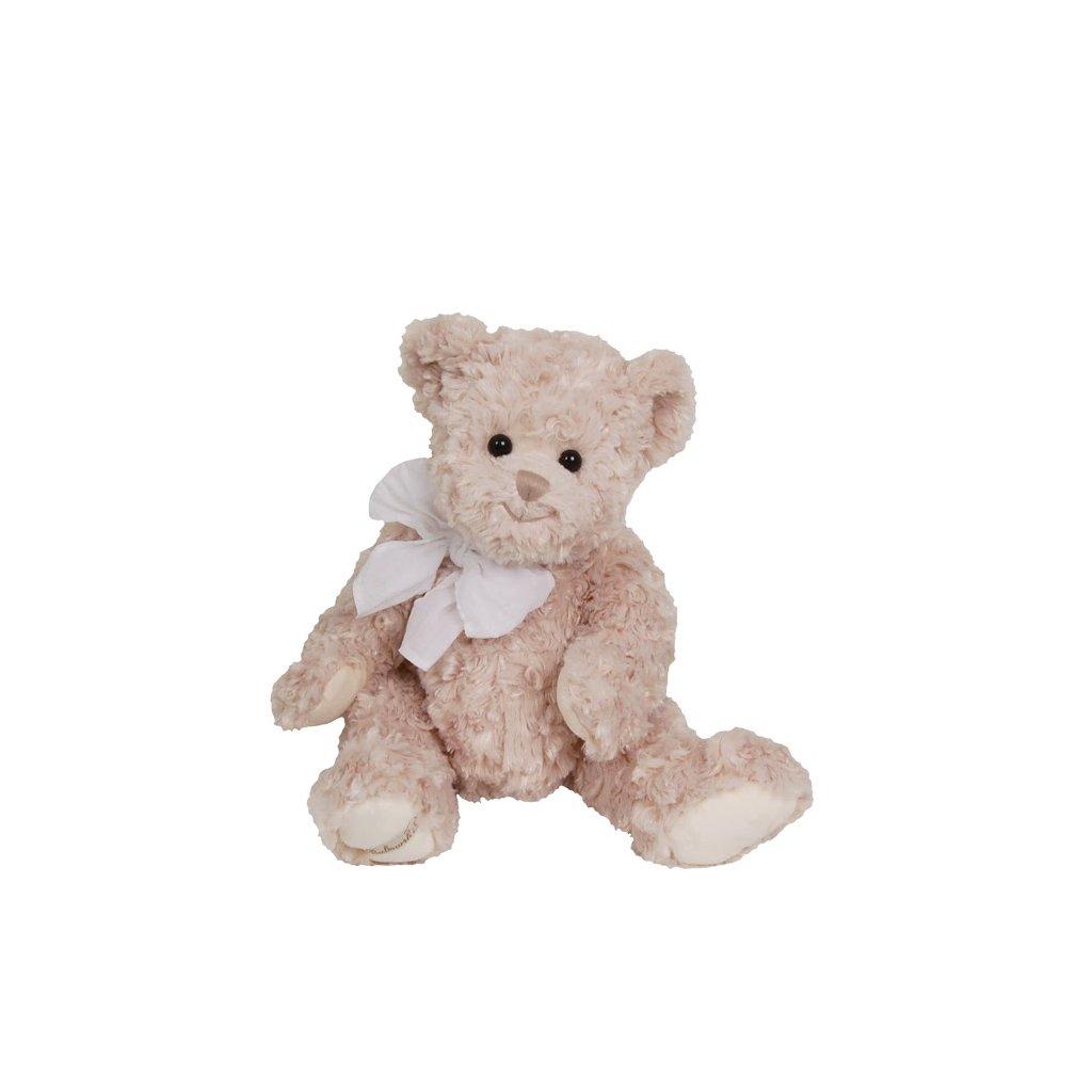 Bukowski - plyšový medvídek Pierrot, 40 cm