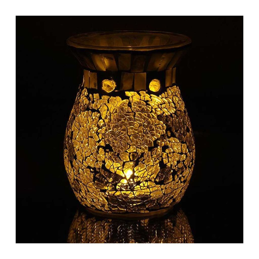 Yankee Candle - aromalampa Gold & Pearl Crackle