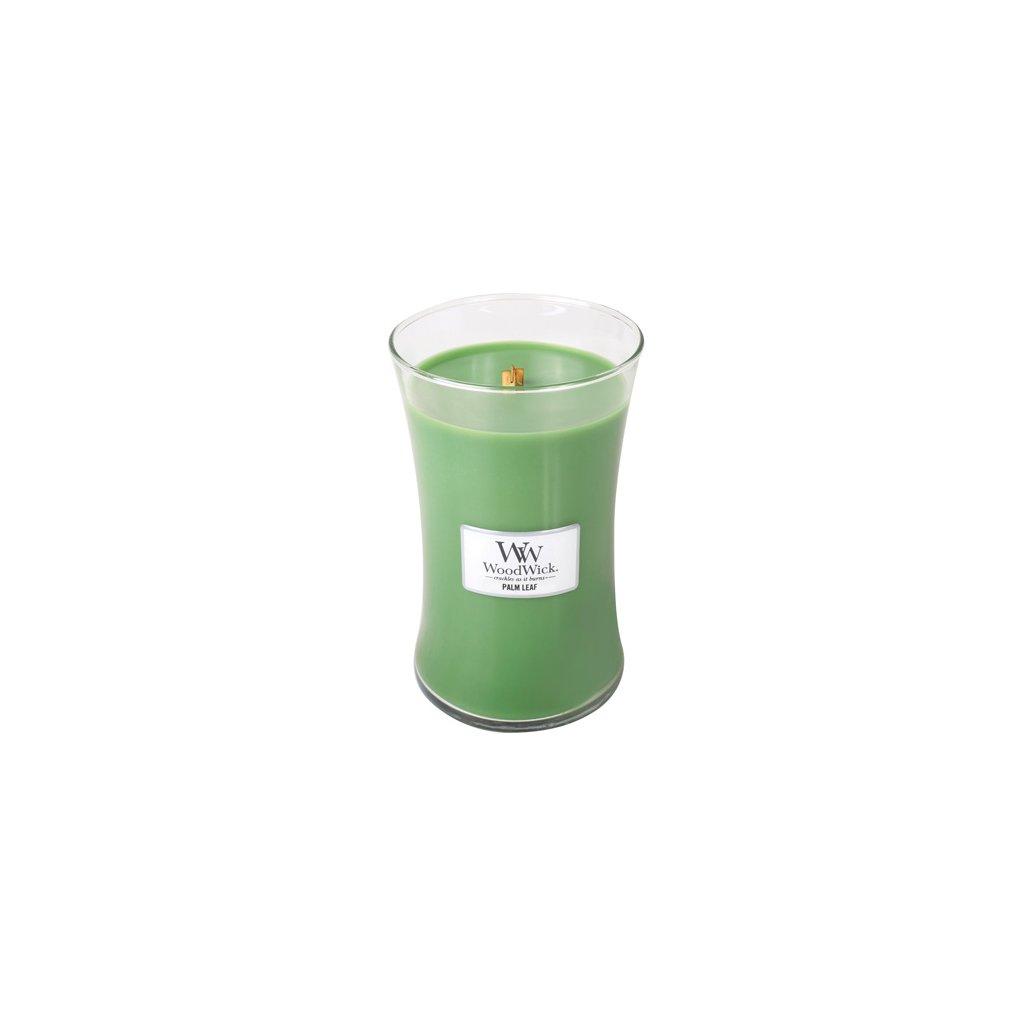 WoodWick - vonná svíčka Palmový list 609g