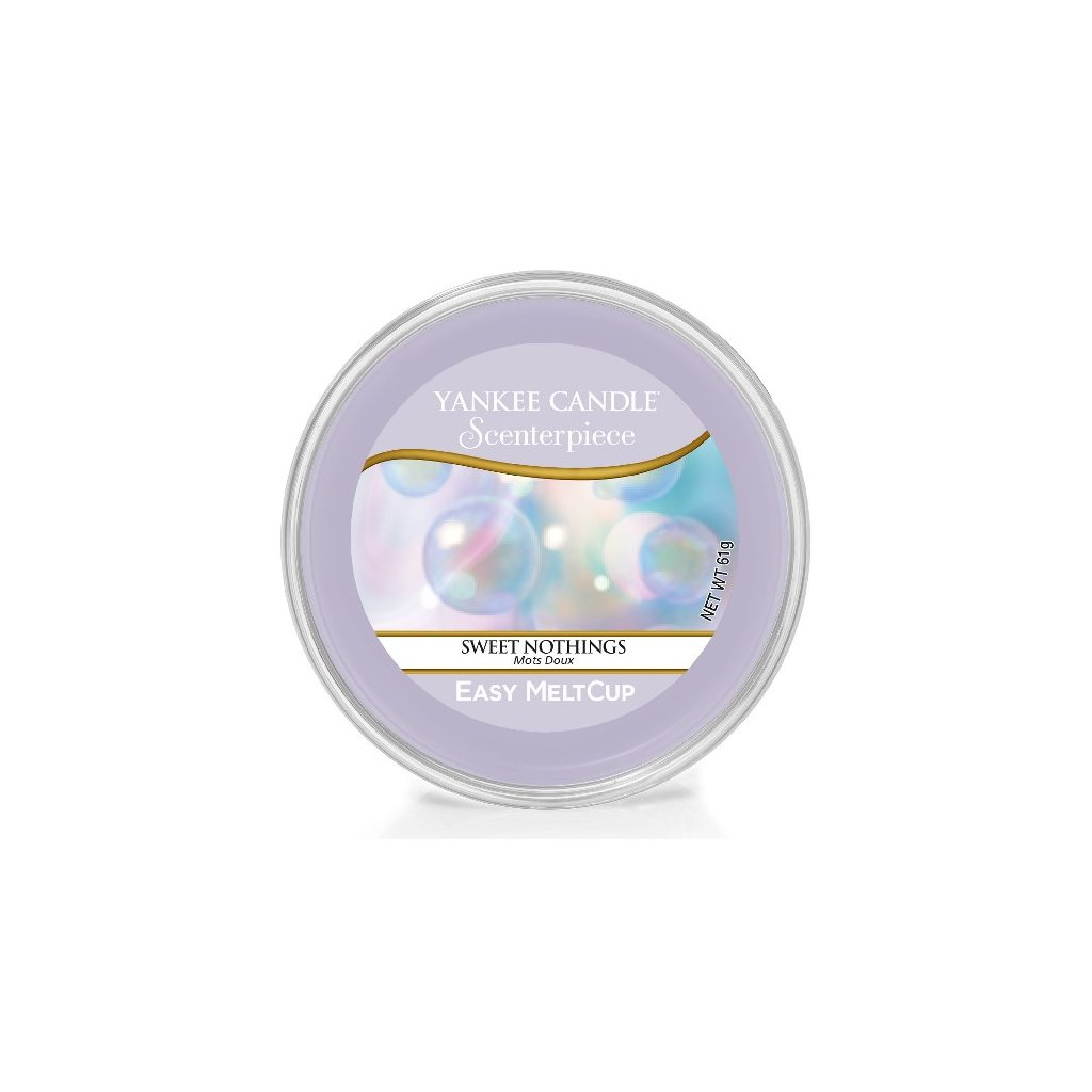 Yankee Candle - Scenterpiece vosk Sweet Nothings 61g