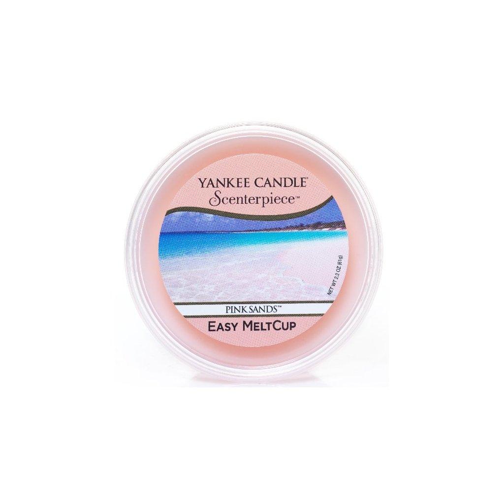Yankee Candle - Scenterpiece vosk Pink Sands (Růžové písky) 61g