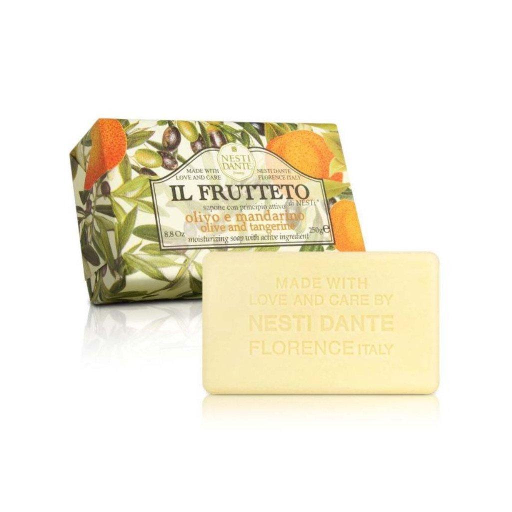 nesti dante olive tangerine mydlo 250 g