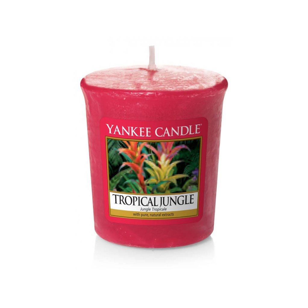 Yankee Candle - votivní svíčka Tropical Jungle 49g