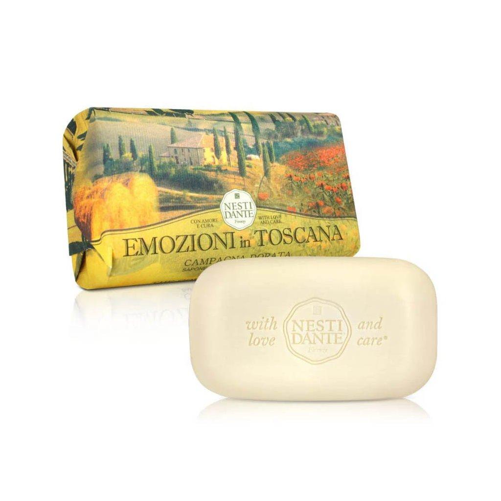 Nesti Dante - přírodní mýdlo Emozioni in Toscana, Zlatý venkov 250g