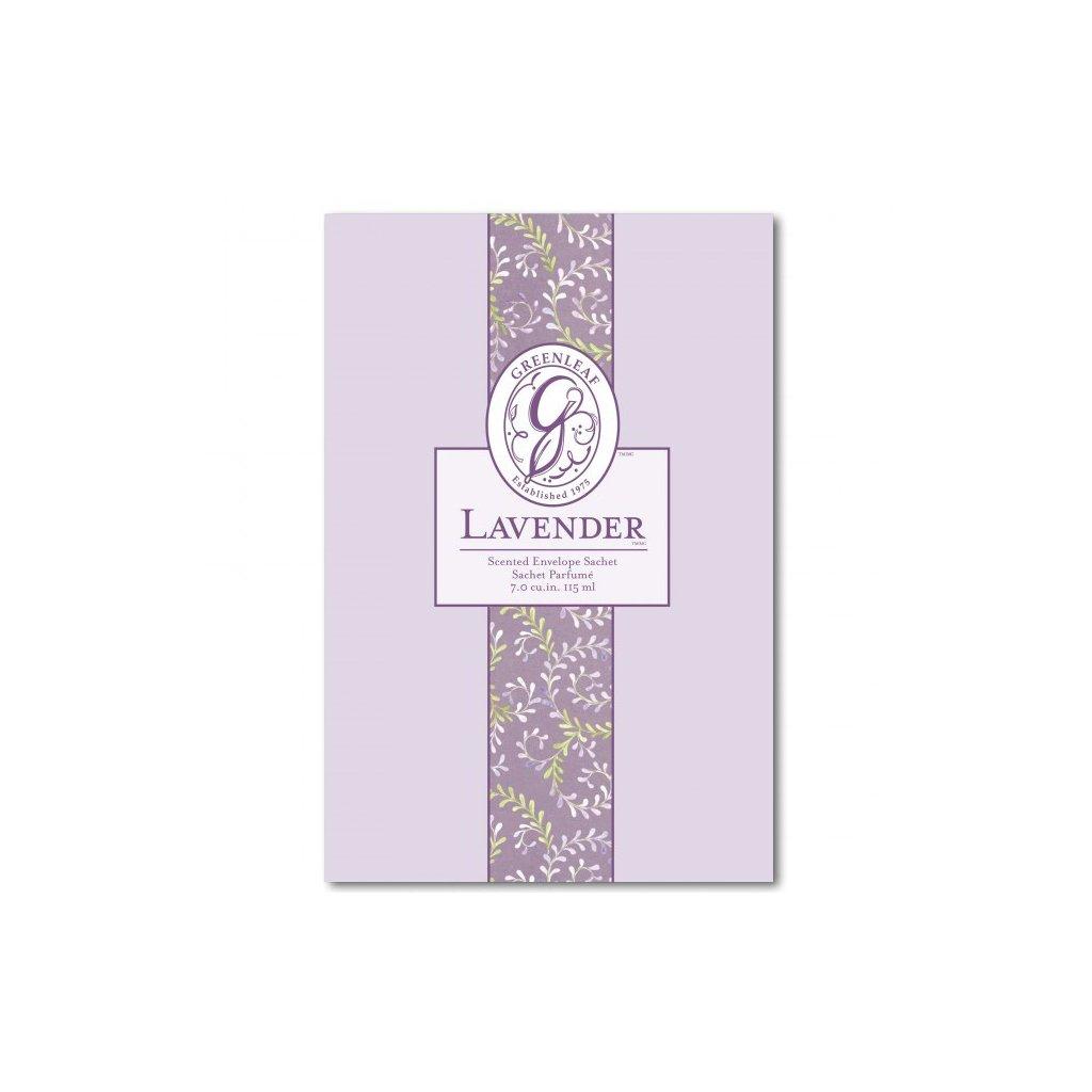 Greenleaf - vonný sáček Lavender 115ml