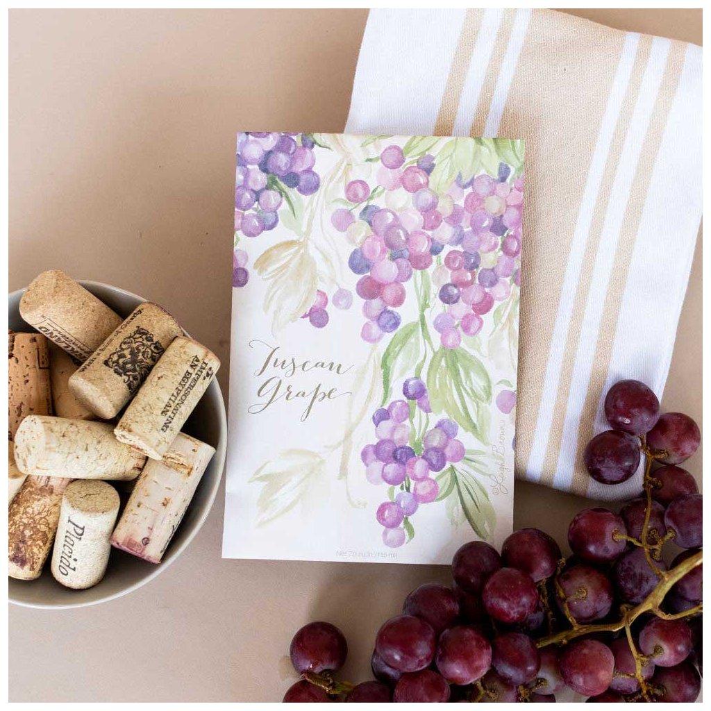 Fresh Scents Willowbrook - vonný sáček Tuscan Grape 115 ml