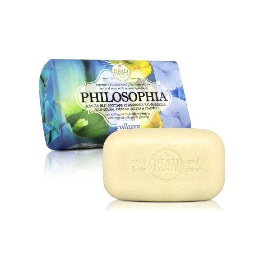Nesti Dante - přírodní mýdlo Philosophia, Collagen 250g