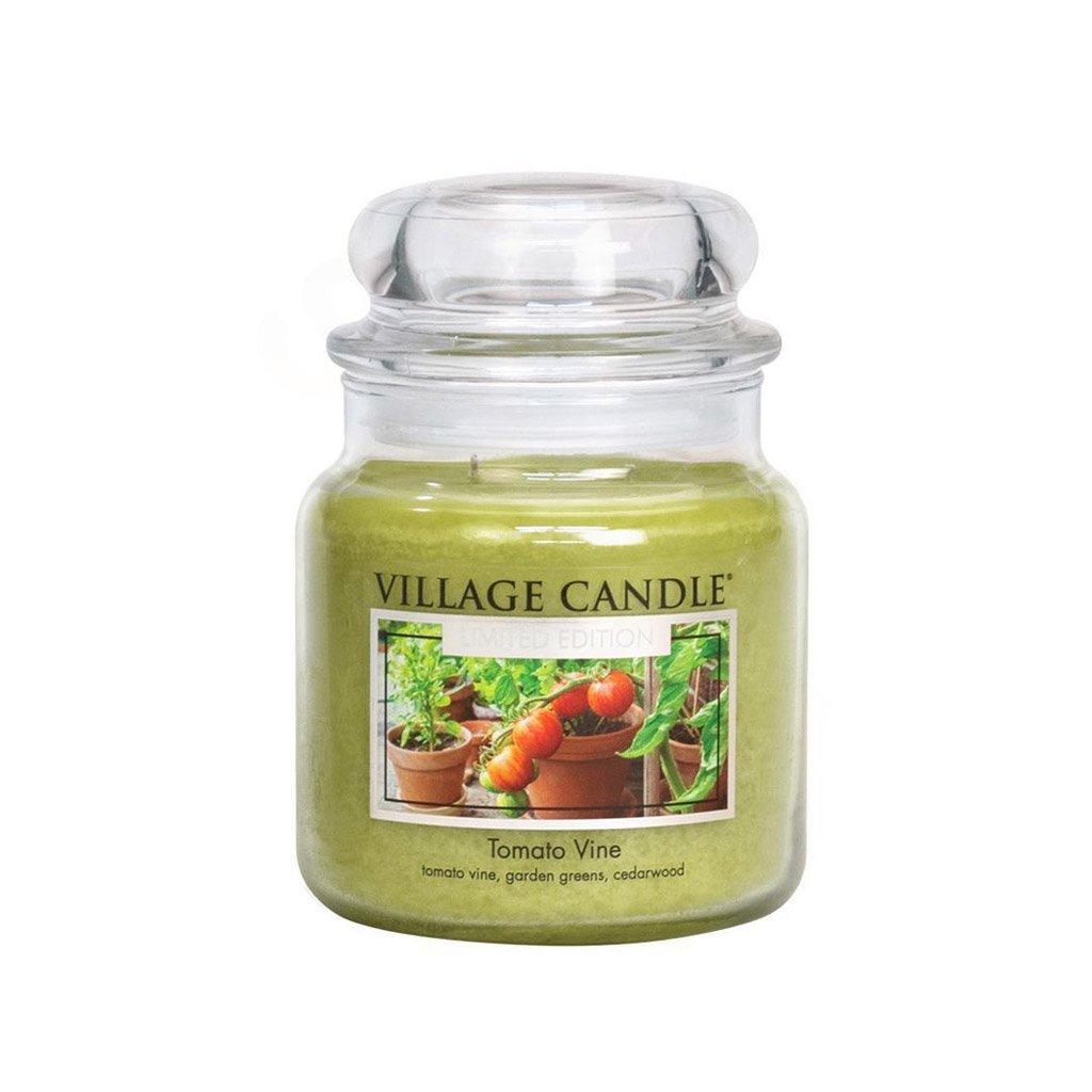 Village Candle - vonná svíčka Rajčatová zahrádka 454g