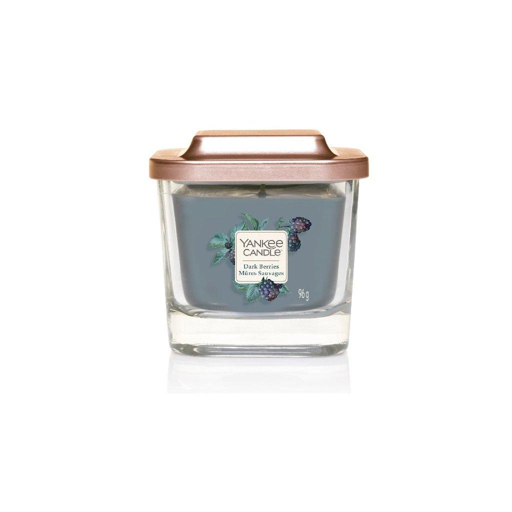 Yankee Candle Elevation - vonná svíčka Dark Berries 96g