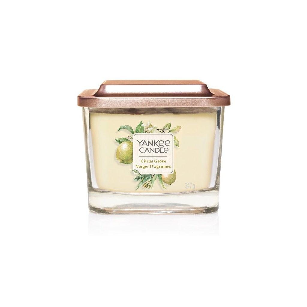 Yankee Candle Elevation - vonná svíčka Citrus Grove 347g