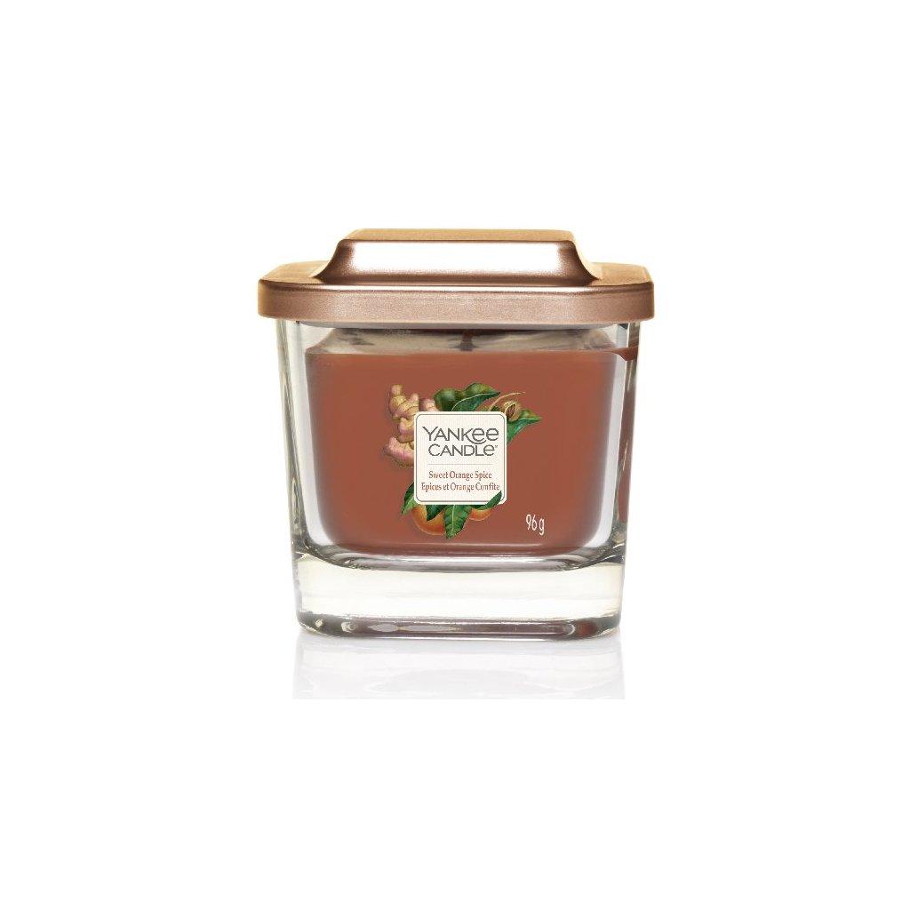 Yankee Candle Elevation - vonná svíčka Sweet Orange Spice 96g