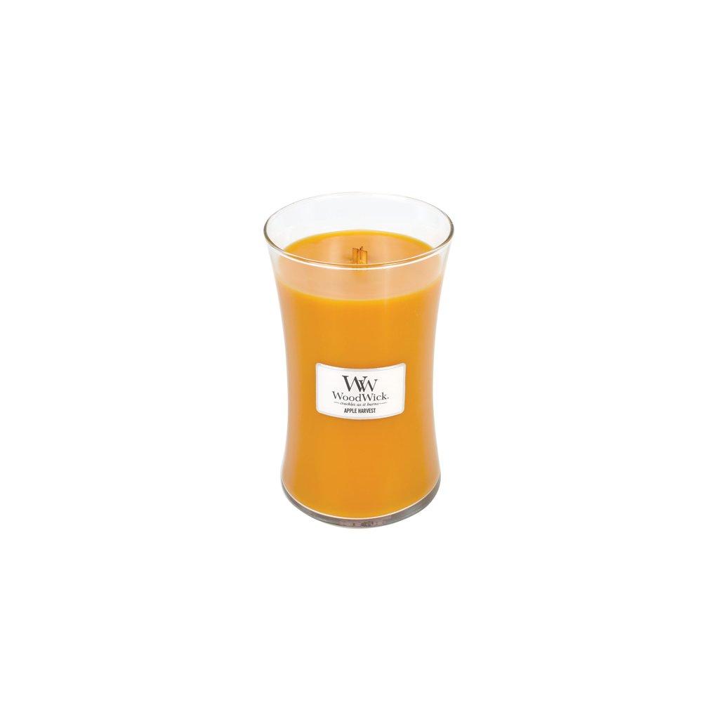 WoodWick - vonná svíčka Sklizeň jablek 609g