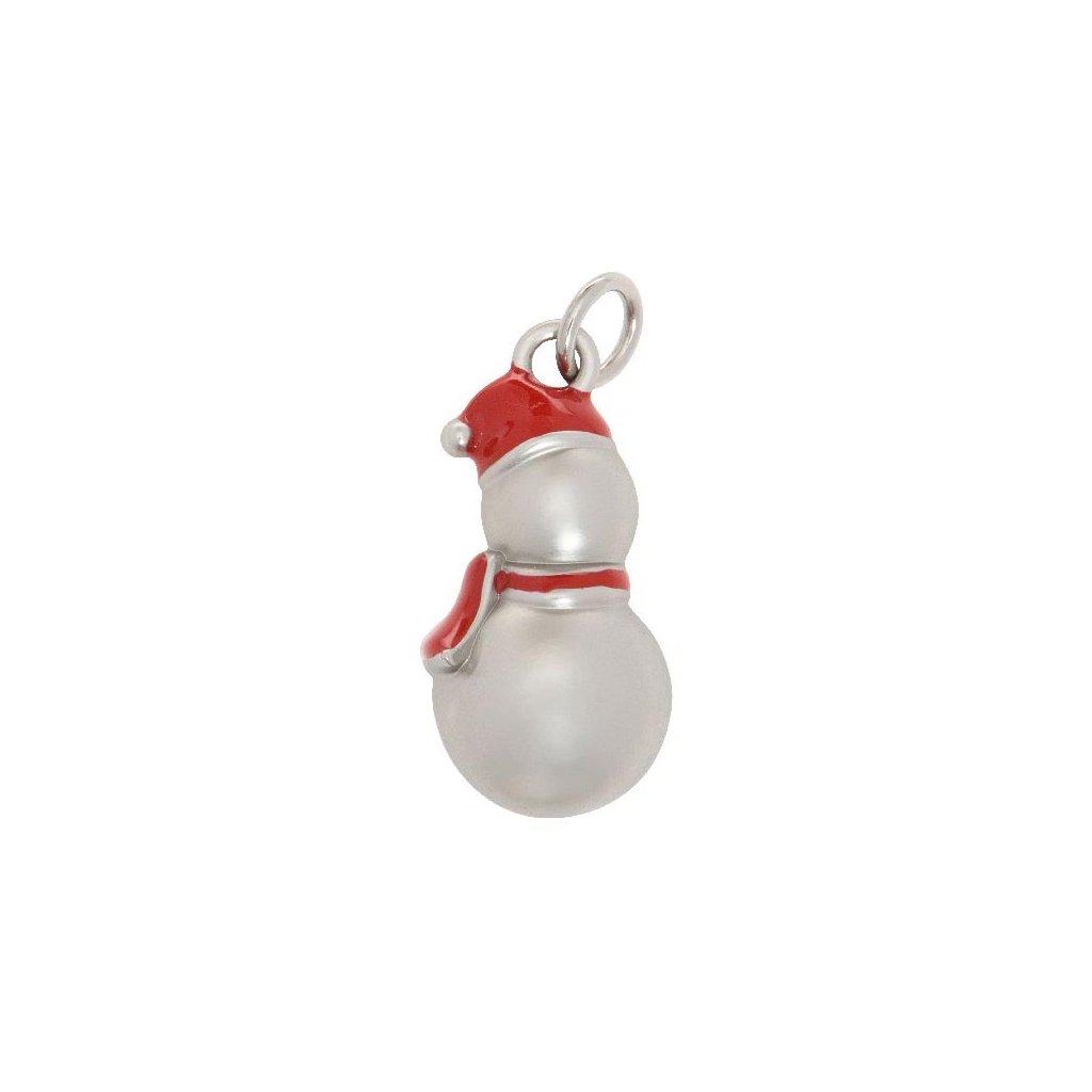 Yankee Candle - Charming Scents přívěsek Snowman