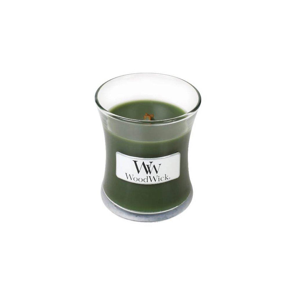WoodWick - vonná svíčka Frasier Fir (Fraserova jedle) 85g