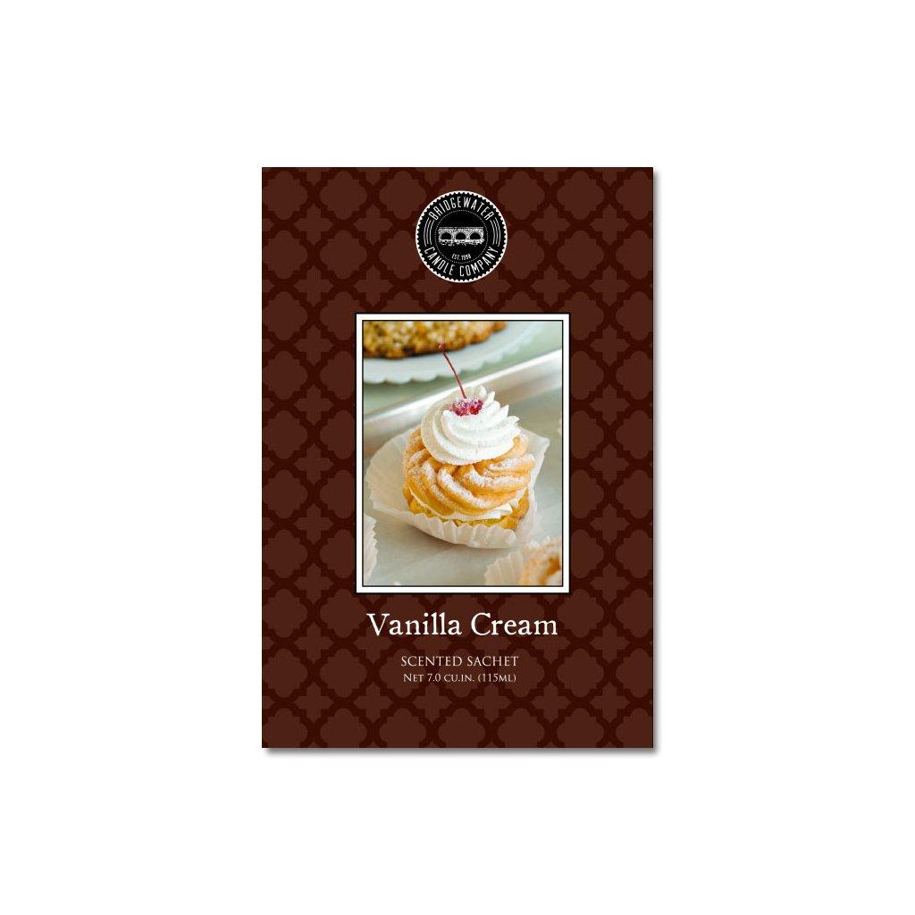 Bridgewater - vonný sáček Vanilla Cream 115 ml