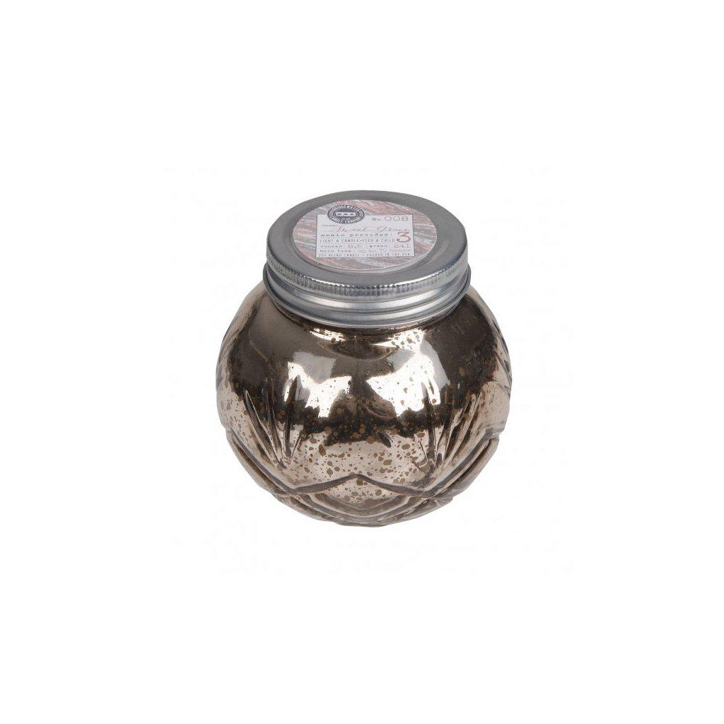 Bridgewater - vonná svíčka Sweet Grace ve zdobeném skle, 241g