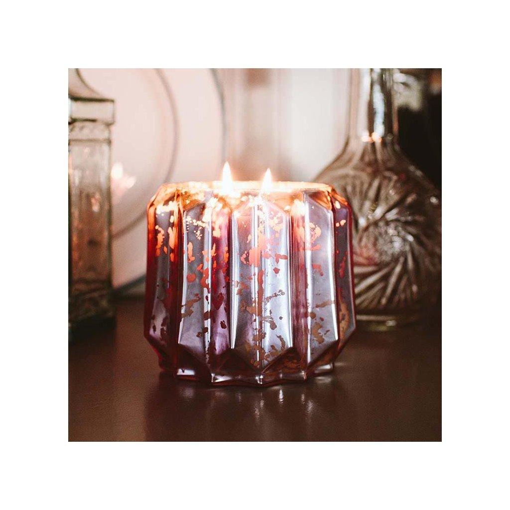 Bridgewater - vonná svíčka Sweet Grace ve zdobeném skle, 660g