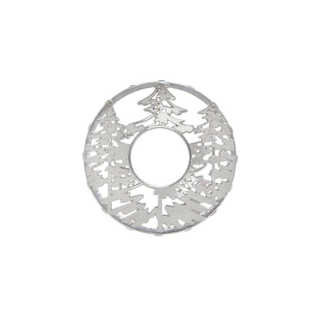 Yankee Candle - prstenec na svíčku Winter Trees