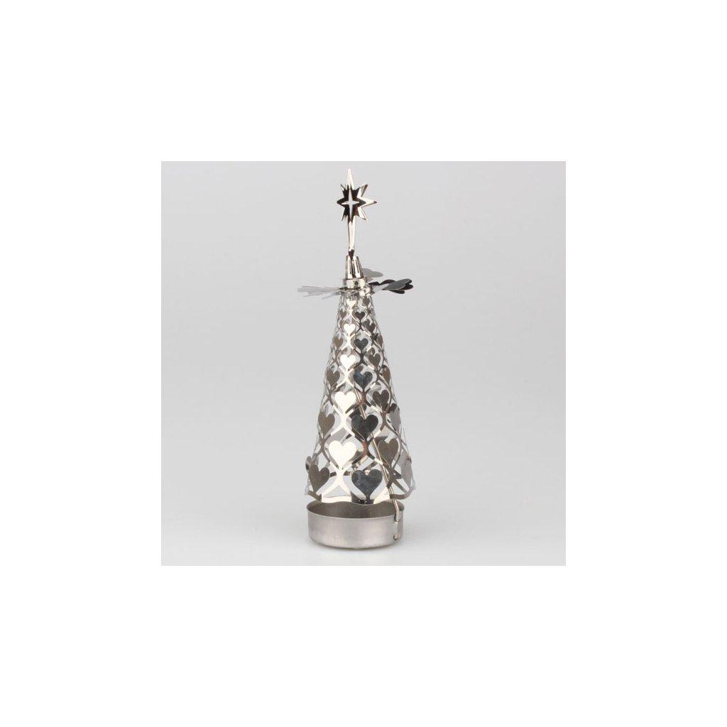 Casa de Engel - andělské zvonění, vánoční stromek
