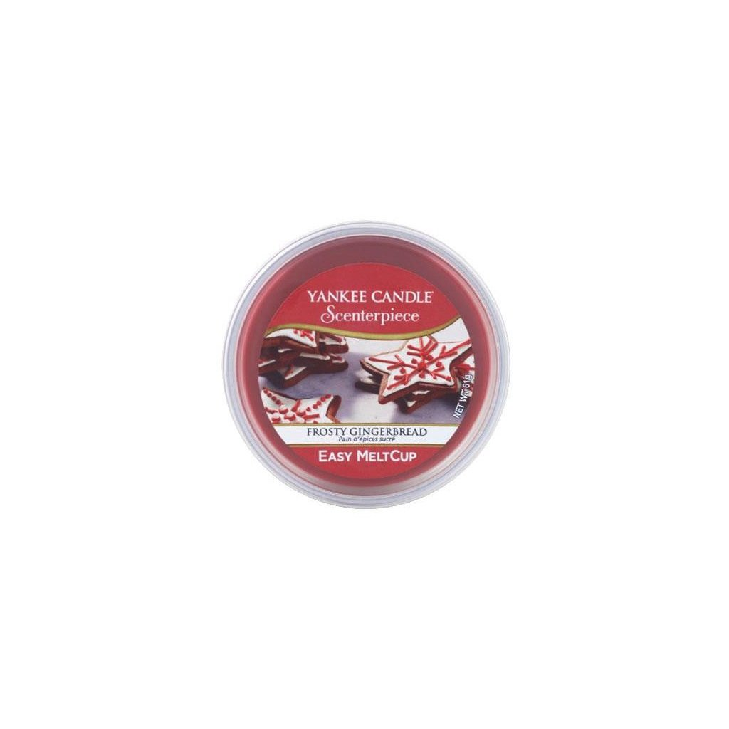 Yankee Candle - Scenterpiece vosk Frosty Gingerbread 61g