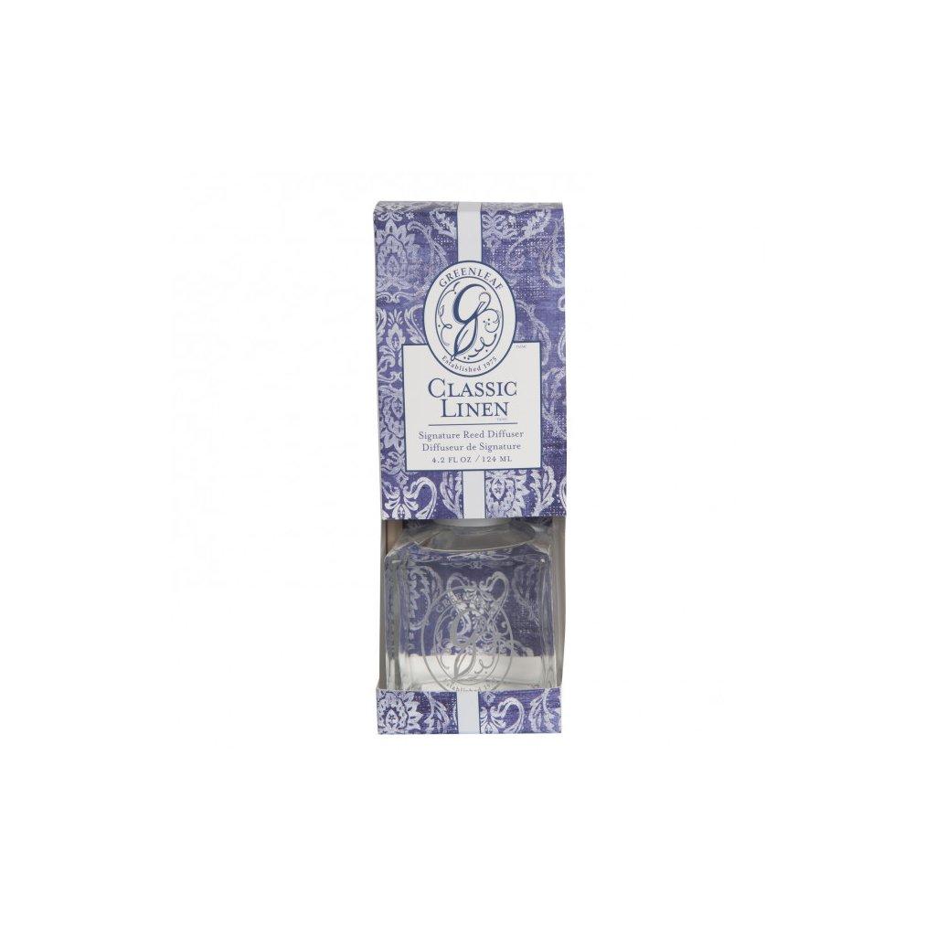 Greenleaf - aroma difuzér Classic Linen 124ml