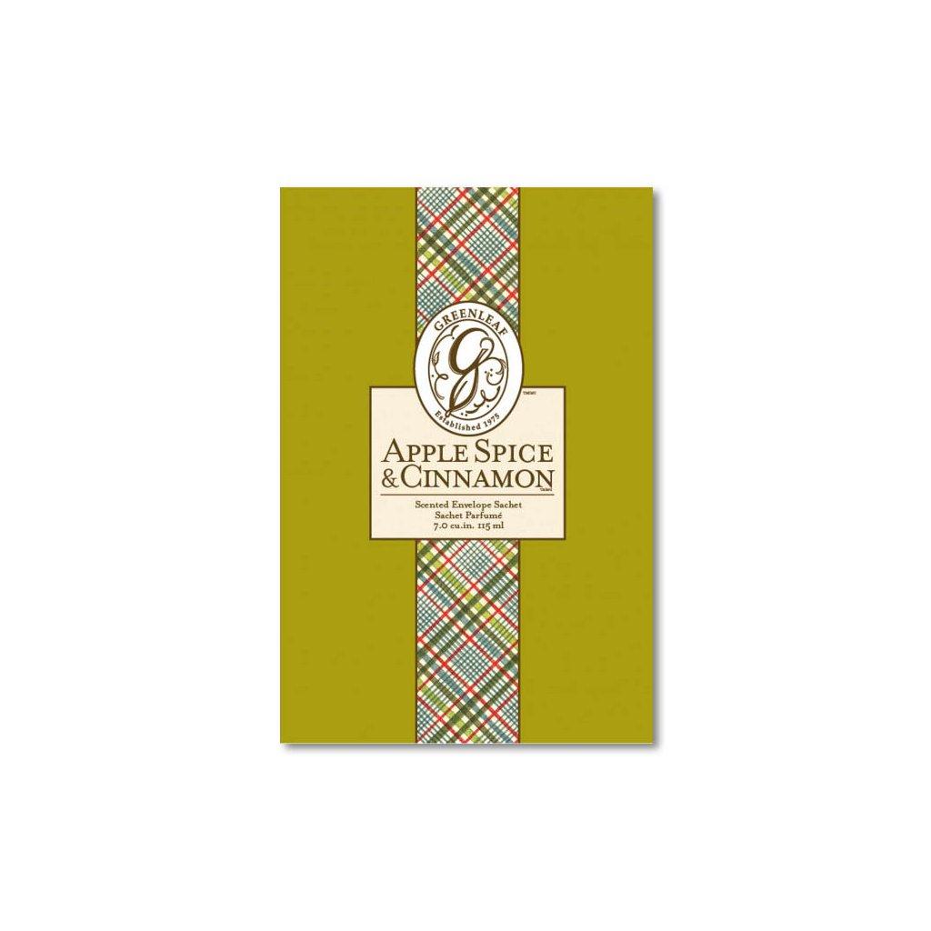 Greenleaf - vonný sáček Apple Spice & Cinnamon 115ml