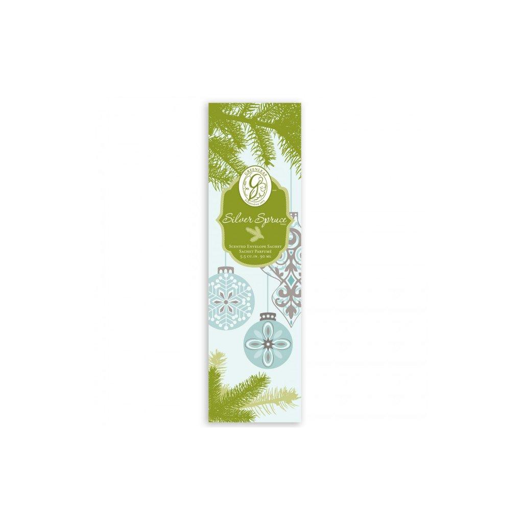 Greenleaf - vonný sáček slim Silver Spruce 90ml